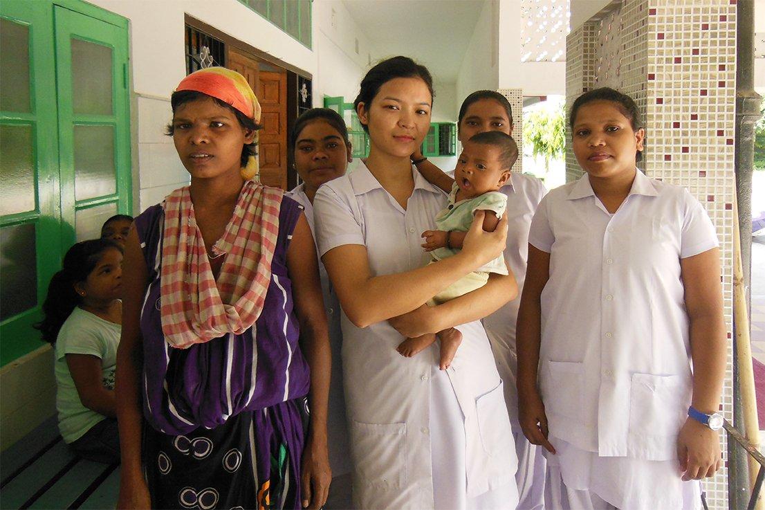 sos india salute formazione aiuti umanitari