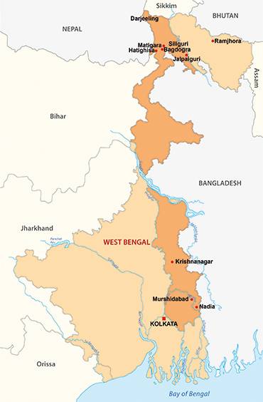 sos india west bengala